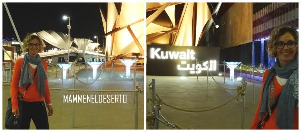 Padiglione Kuwait - torri dell'acquedotto