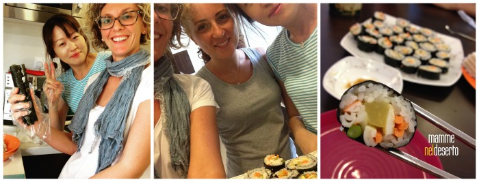 mangiamo kimbap