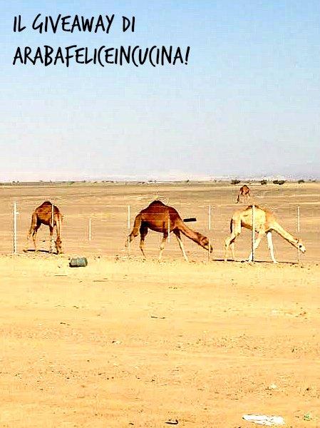 giveaway arabafeliceincucina