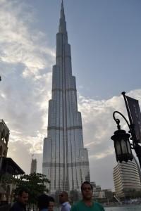 I'm crazy about Dubai
