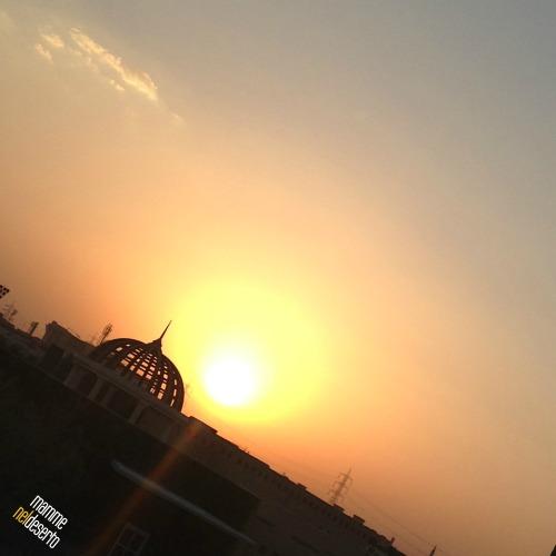 La bellezza di un tramonto