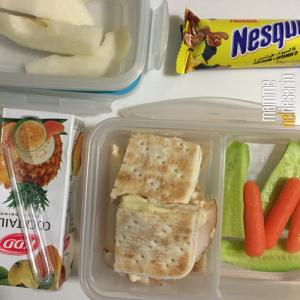 pranzo al sacco scuola