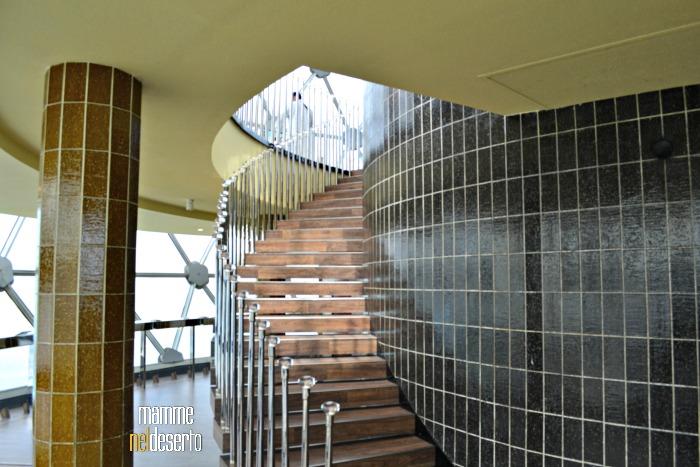 kuwaittowers. scalinata