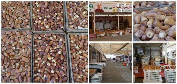 Riyadh date market