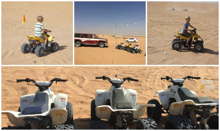 un sabato nel deserto - Mamme nel deserto