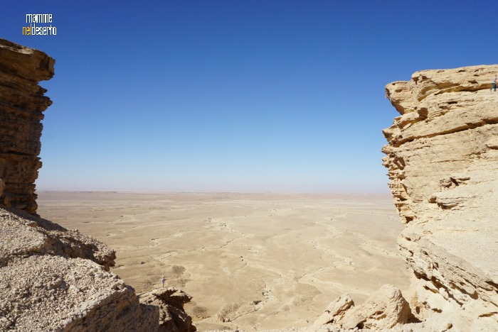 edge of the world mamme nel deserto