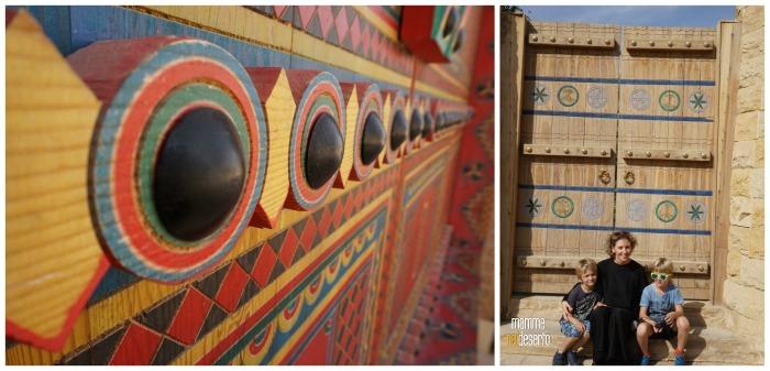 Historical Diriyah Mamme nel deserto