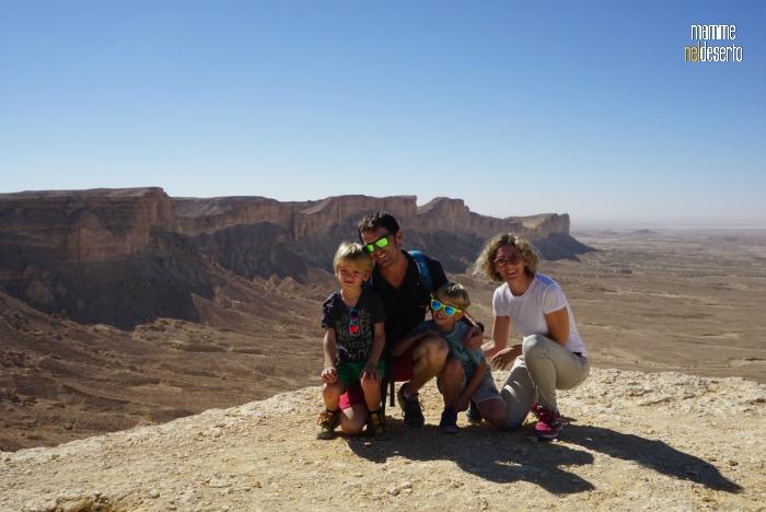 Mamme nel deserto