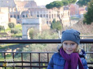 Roma con i bambini