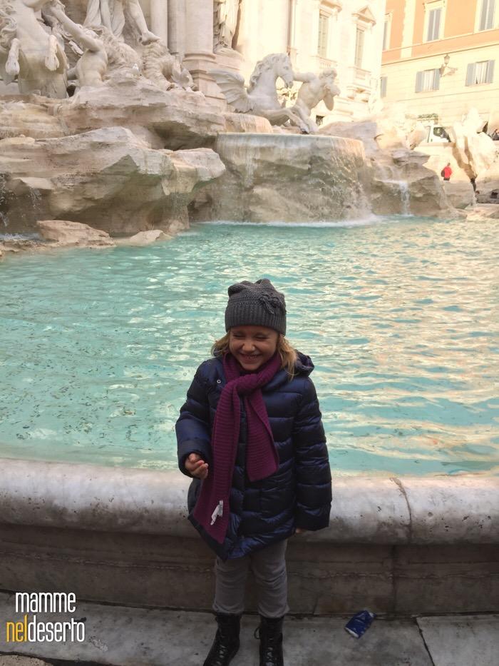roma con i bambini - mammeneldeserto