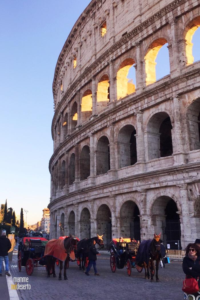Roma coi bambini- mammaneldeserto