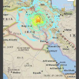 Terremoto e agitazione in Kuwait