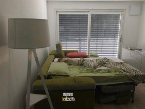 Inauguriamo il divano letto