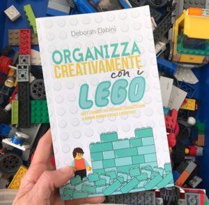 Organizza creativamente con i Lego