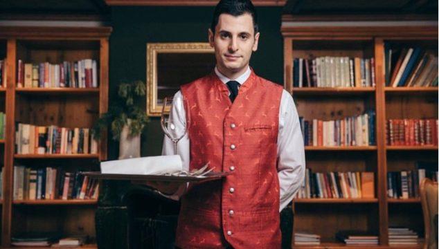 La cozza pugliese ha trovato il paradiso : Engel Hotel